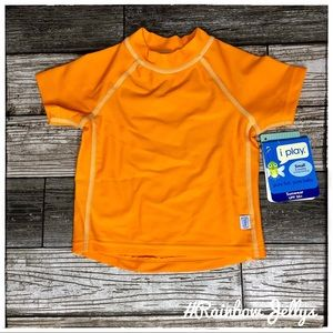NWT SPF 50 Swim Shirt